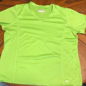 Xersion Quick Dry sweat wicking top Sz XL